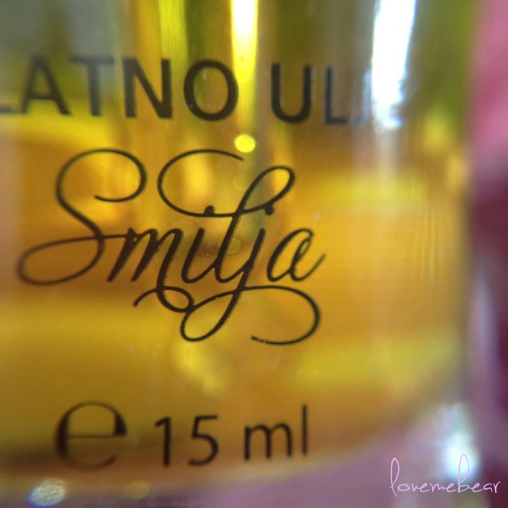 Olival Zlatno ulje Smilja 1