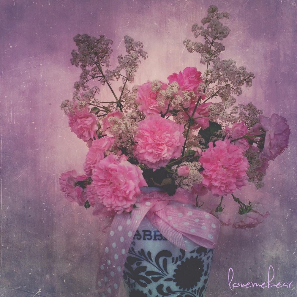 roze ružice