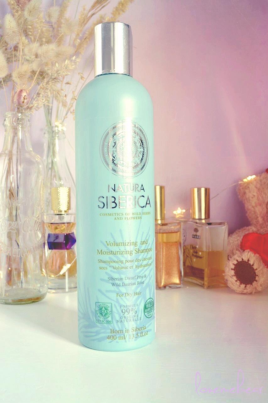 natura siberica šampon